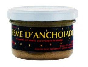 Crème d'anchoïad