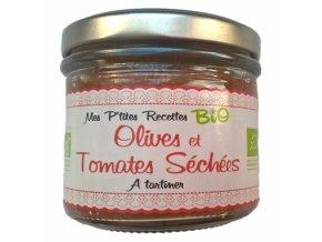 Tartinable BIO olives tomates séchées