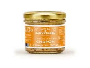 Terrine Chapon Royale