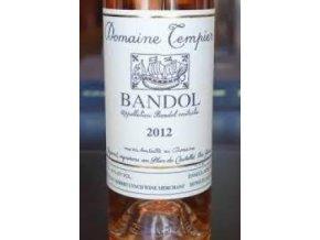 Bandol Tempier 2012
