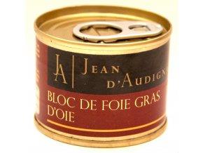 Husí Foie Gras v celku - Bloc de Foie Gras d`Oie - 65g