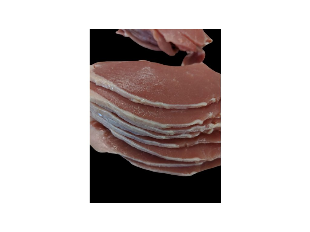 Bacon- sušené vepřové-100g