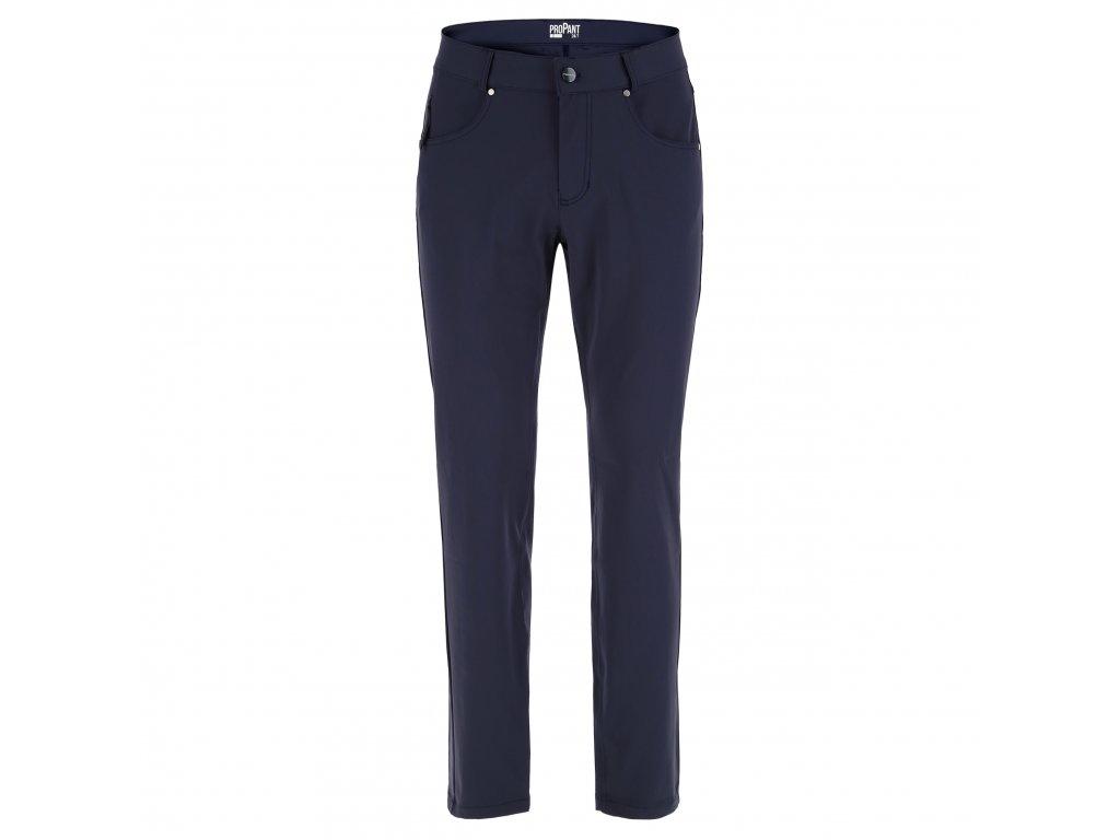 Pánské Freddy kalhoty v tmavě modré barvě