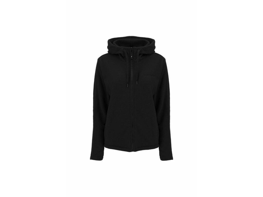Freddy mikina fleecová v černé barvě