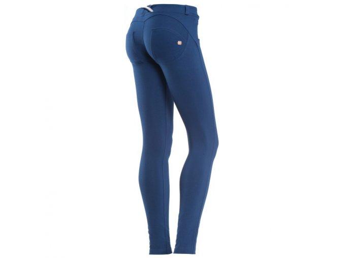 Freddy kalhoty v modré barvě, světlý znak