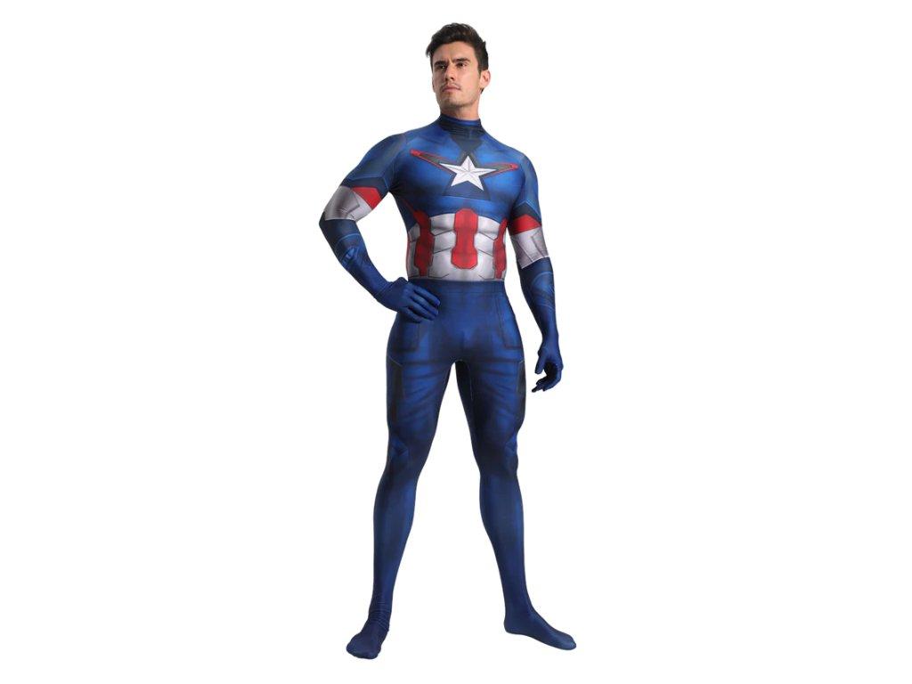 Kapitán Amerika kostým