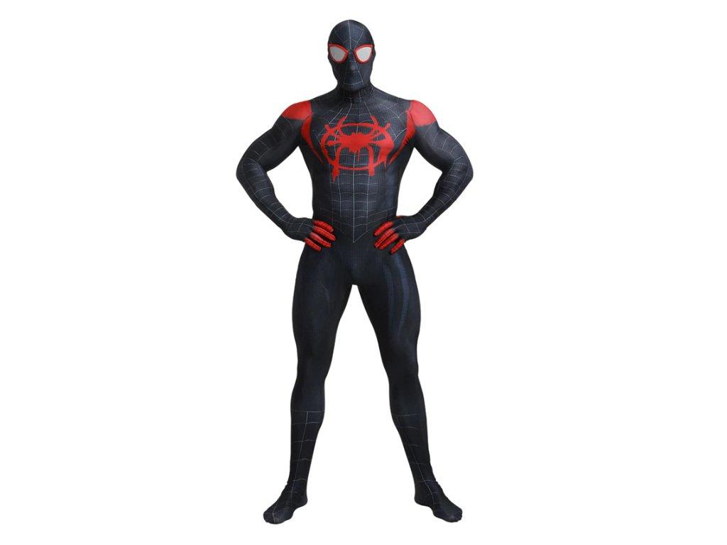 Spider-Man černý kostým
