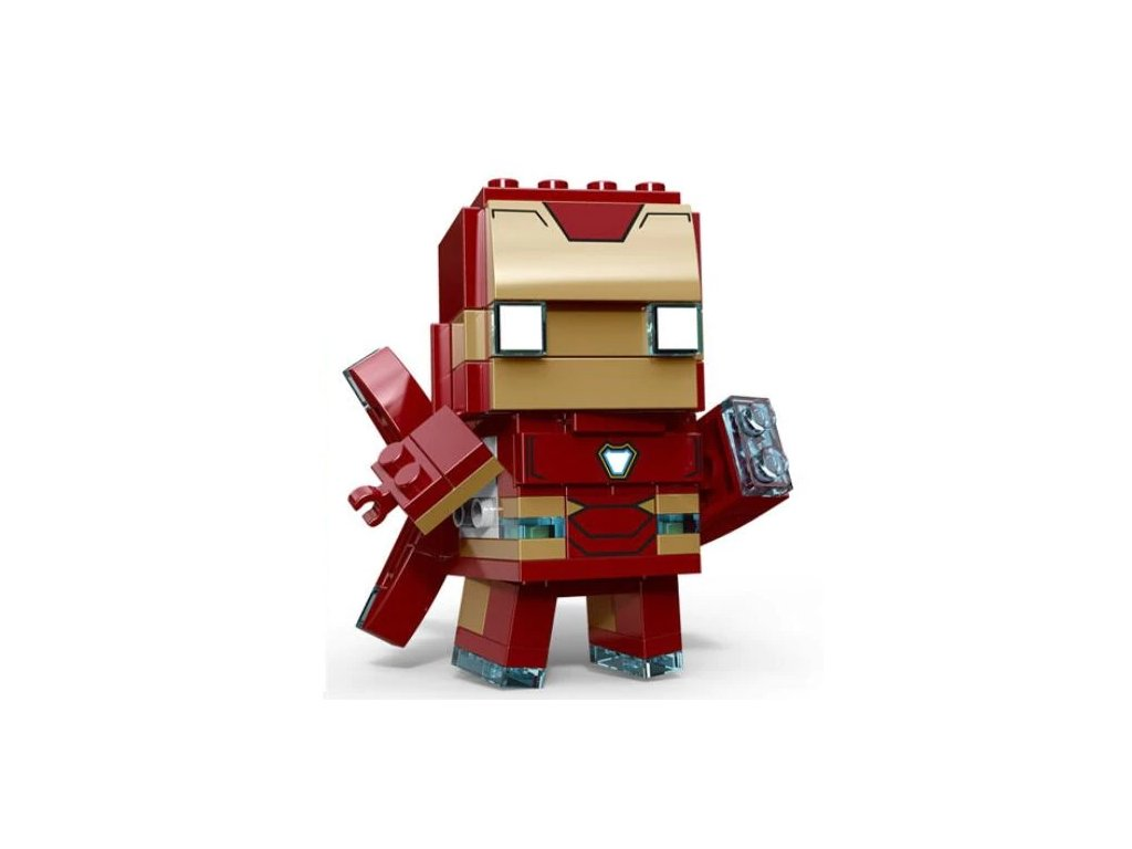 Figurka BrickHeadz - Iron-Man