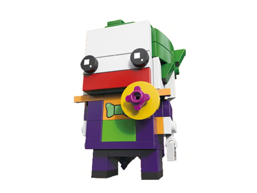 Figurka BrickHeadz - Joker
