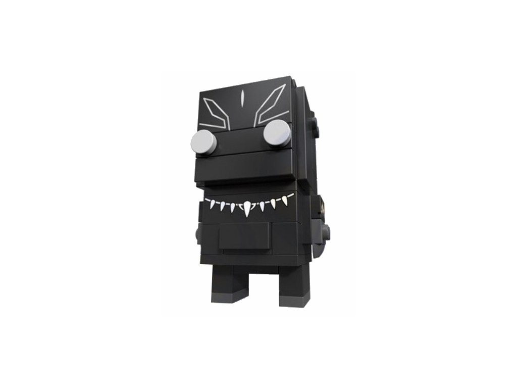 Figurka BrickHeadz - Black Panther