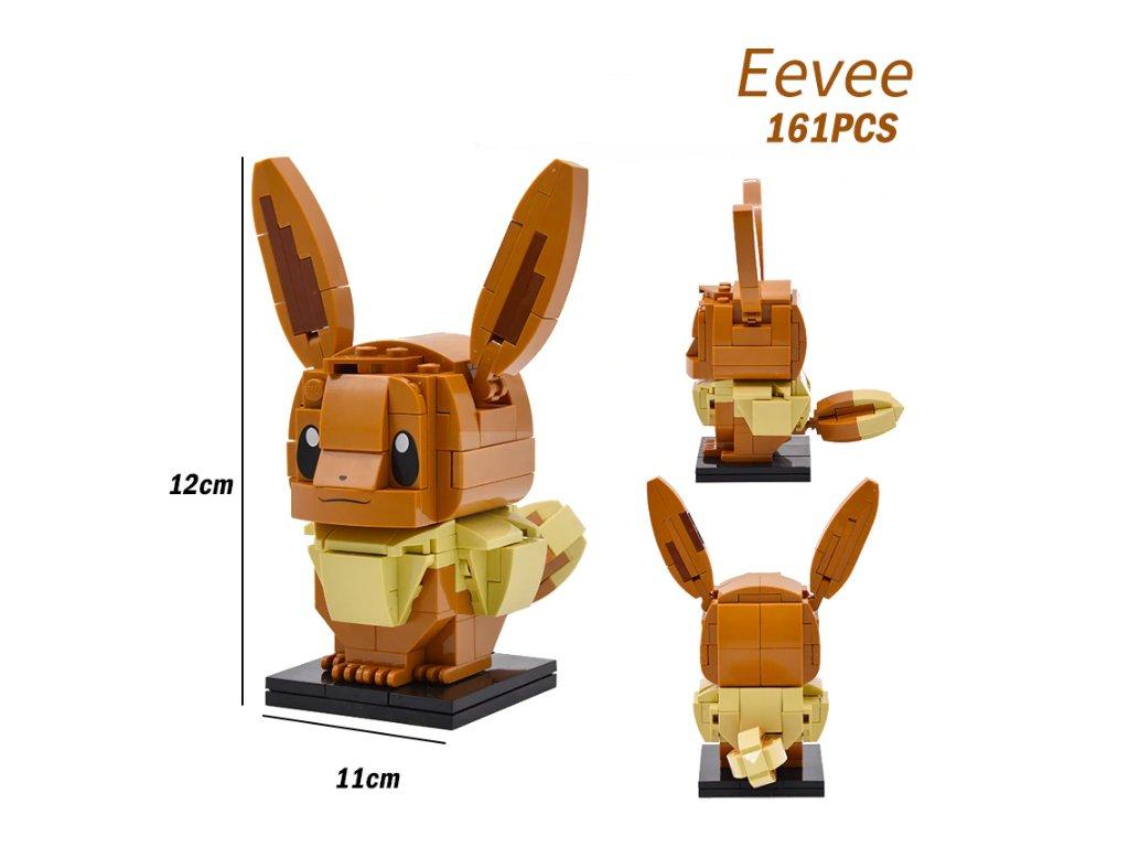 Figurka BrickHeadz - Eevee