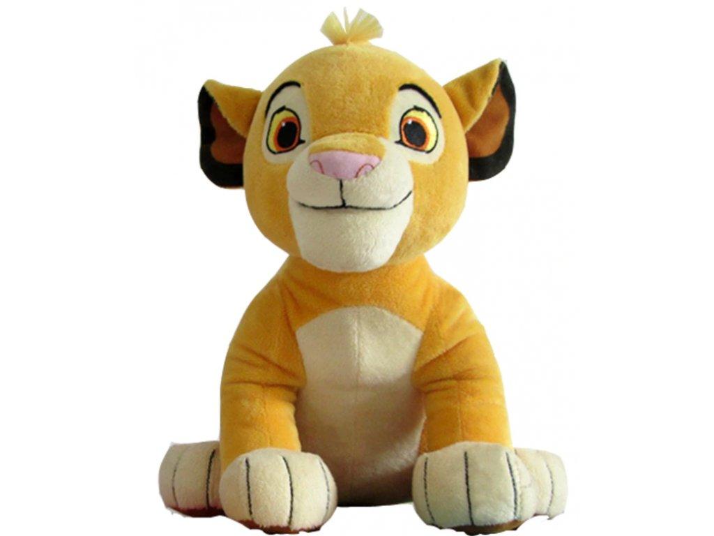 Plyšový Simba - Lví Král
