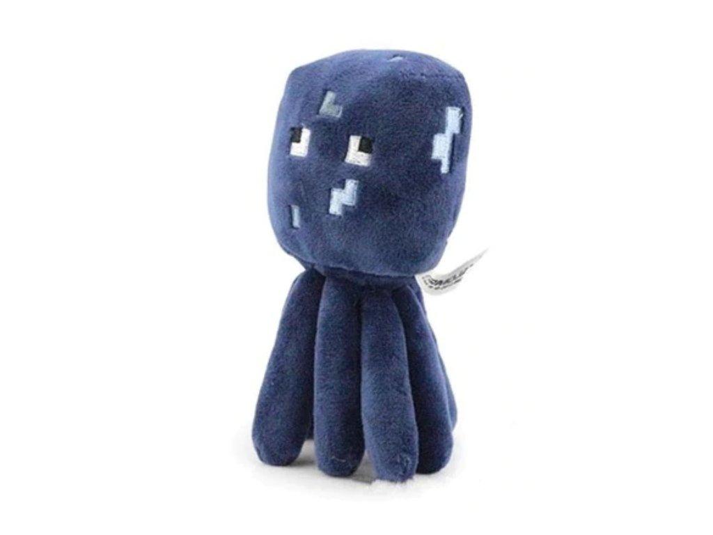 Minecraft Plyšák - Chobotnice