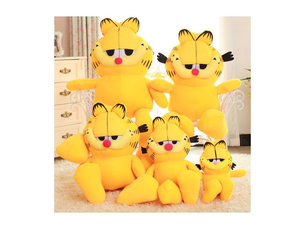 Plyšový Garfield