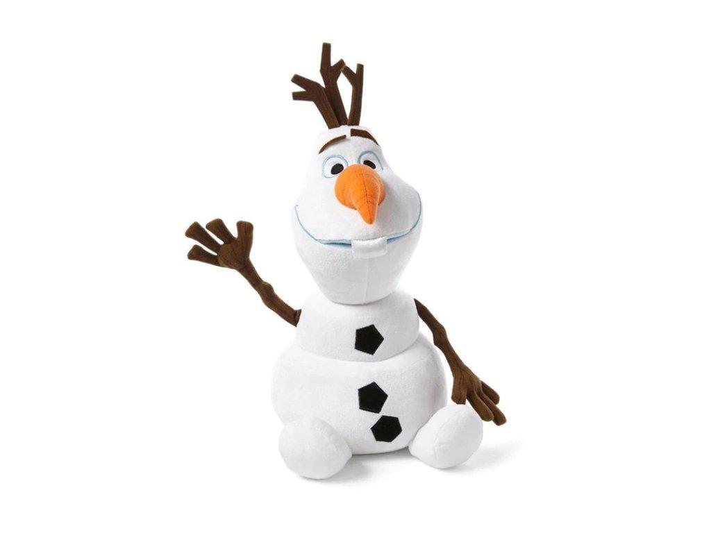 Plyšový Olaf - různé velikosti