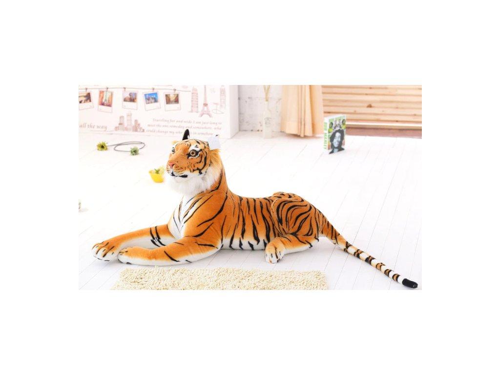 Plyšák - Tygr hnědý