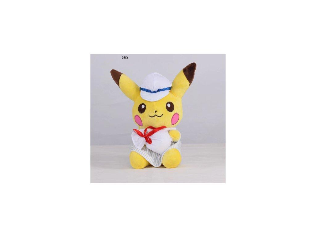 Plyšák Pokémon - Pikachu