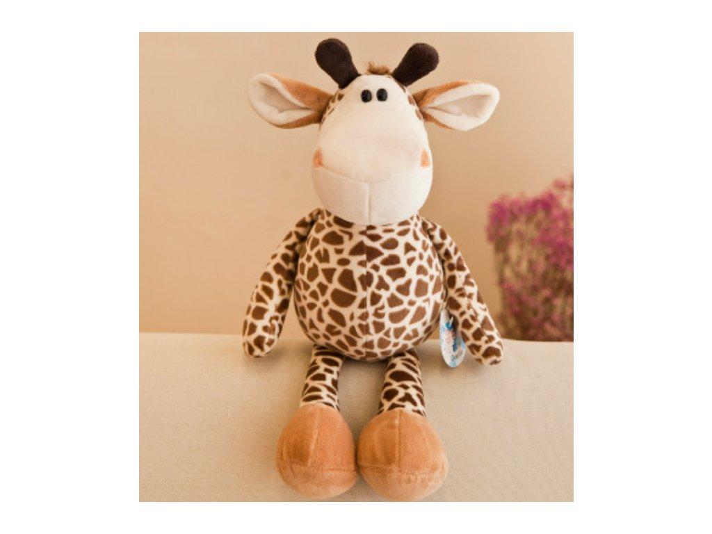 Plyšák - Žirafa