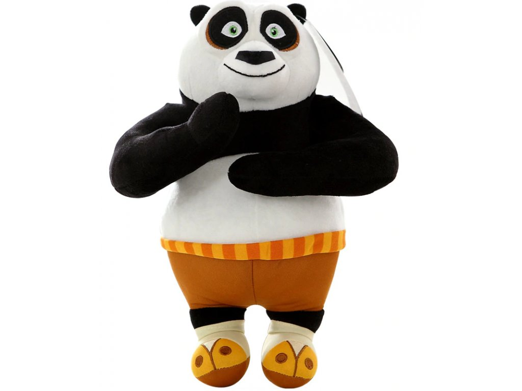 Plyšák - Kung Fu Panda