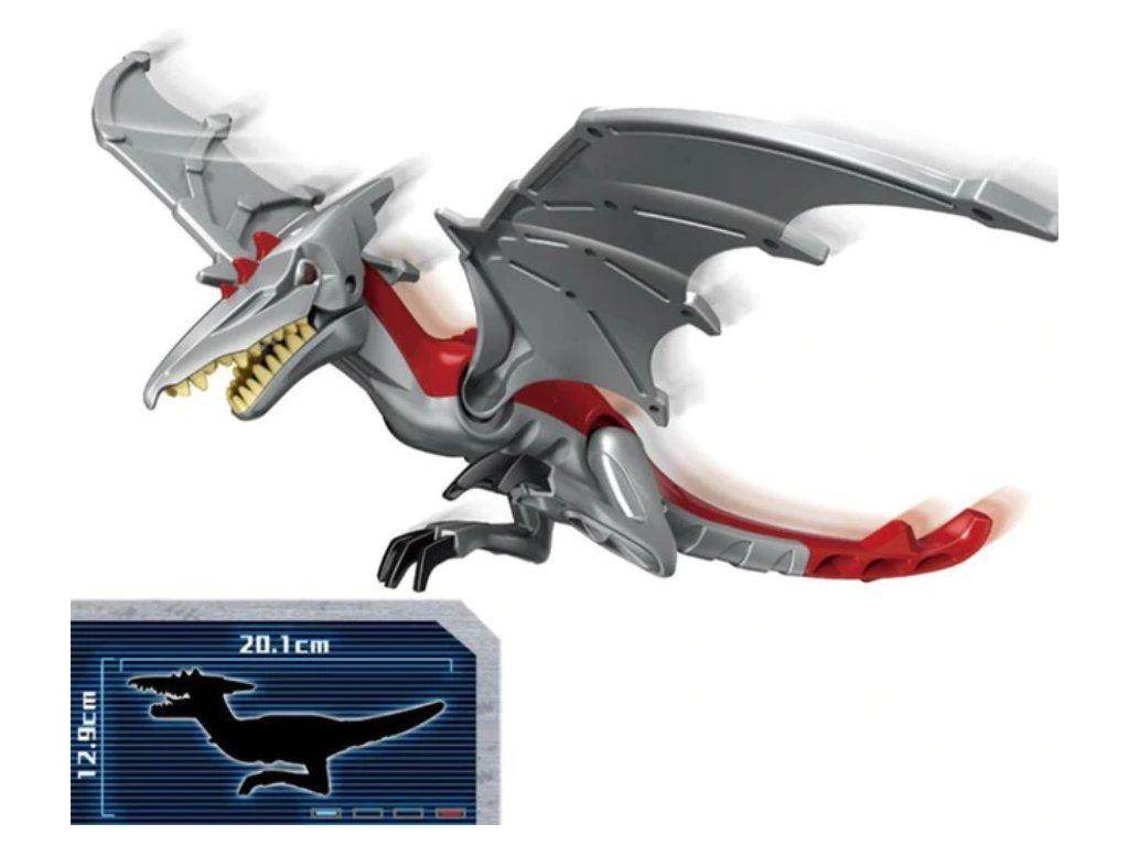 Jurský Park dinosaurus k Lego - Archeopteryx 20 cm