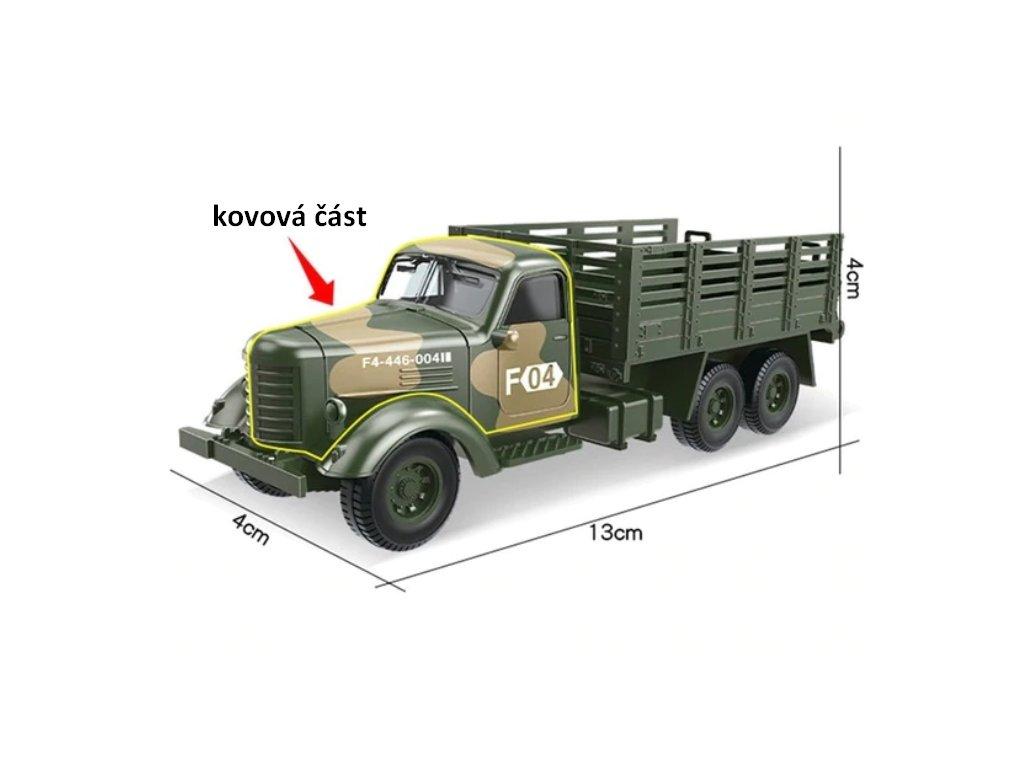 Vojenský transportér