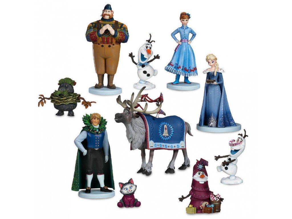 Figurky Ledové království 10 ks