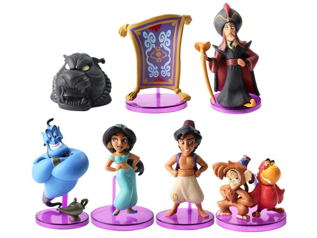 Sada figurek Aladin