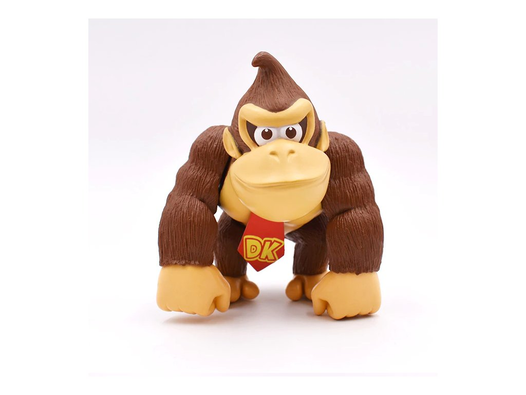 Figurka Donkey Kong - Super Mario
