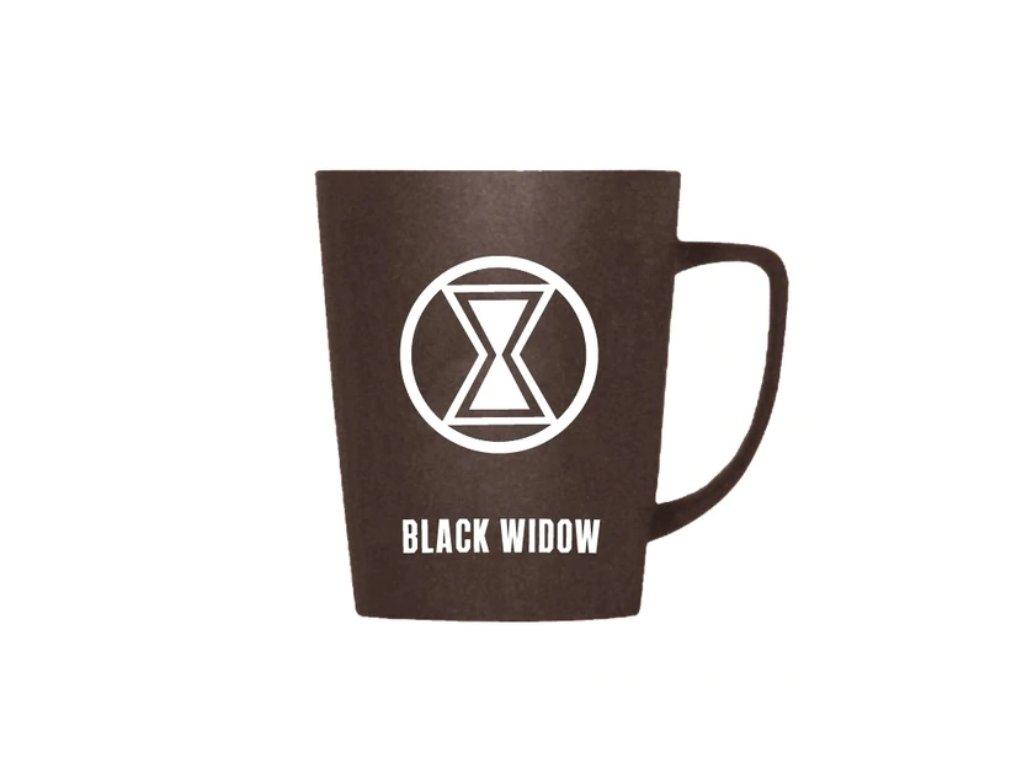 Hrníček - Black Widow