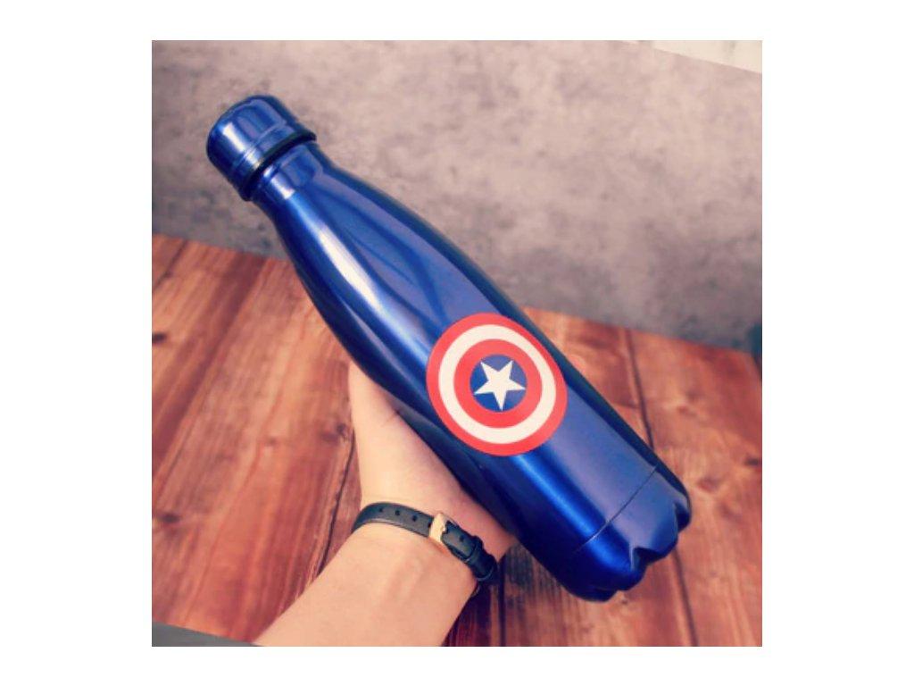 Nerezová láhev - Avengers