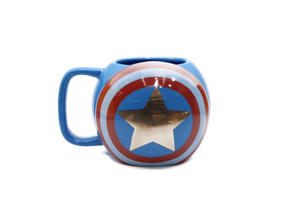 Hrníček - Captain America