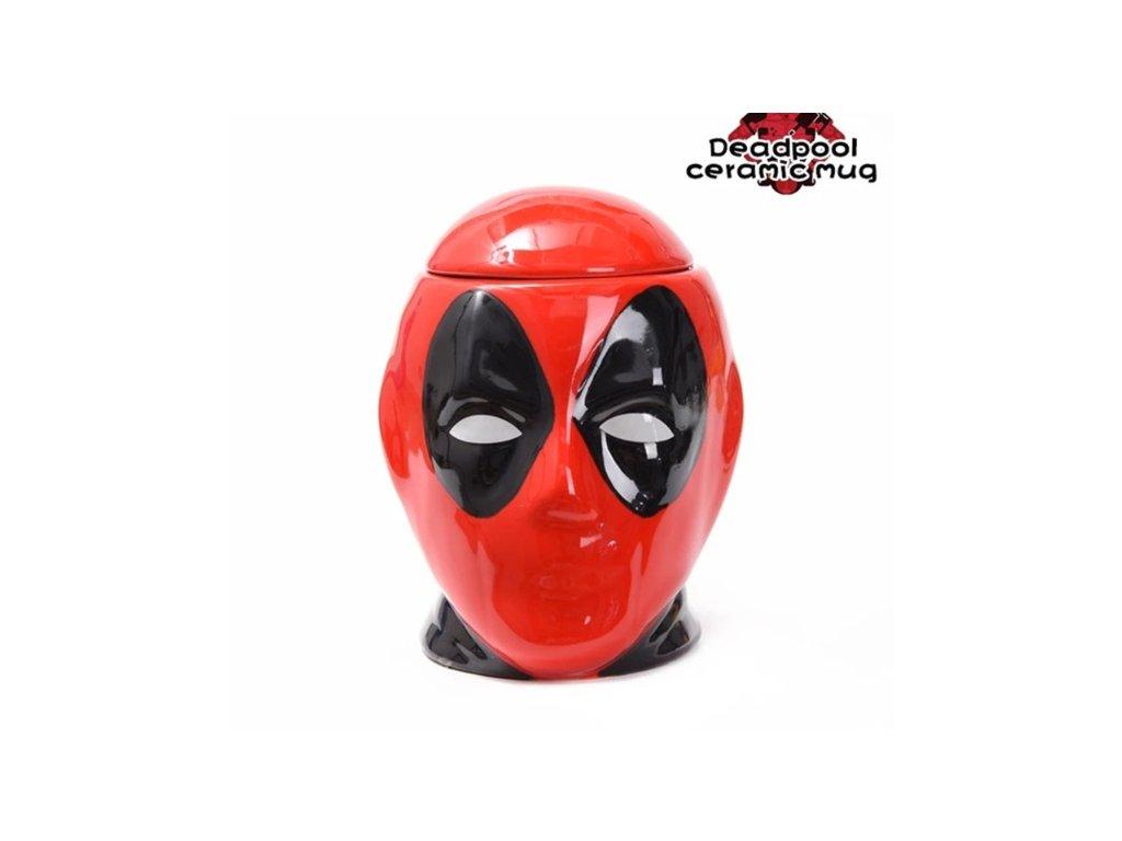 Hrníček - Deadpool