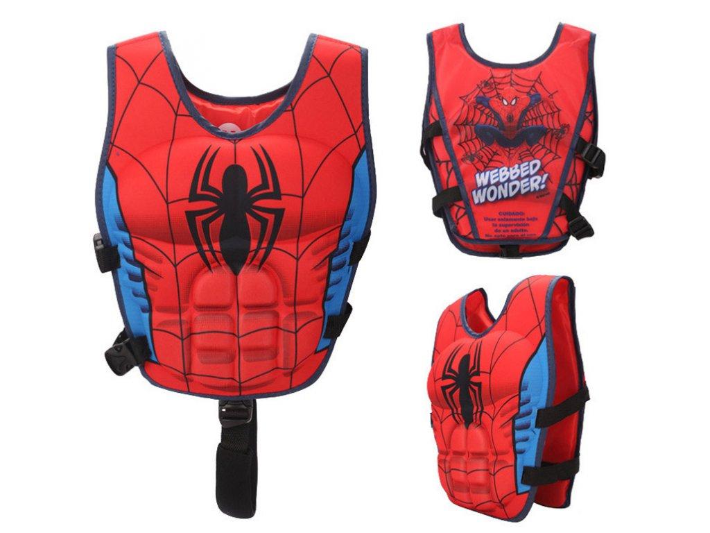 Dětská plovací vesta - Spider-Man