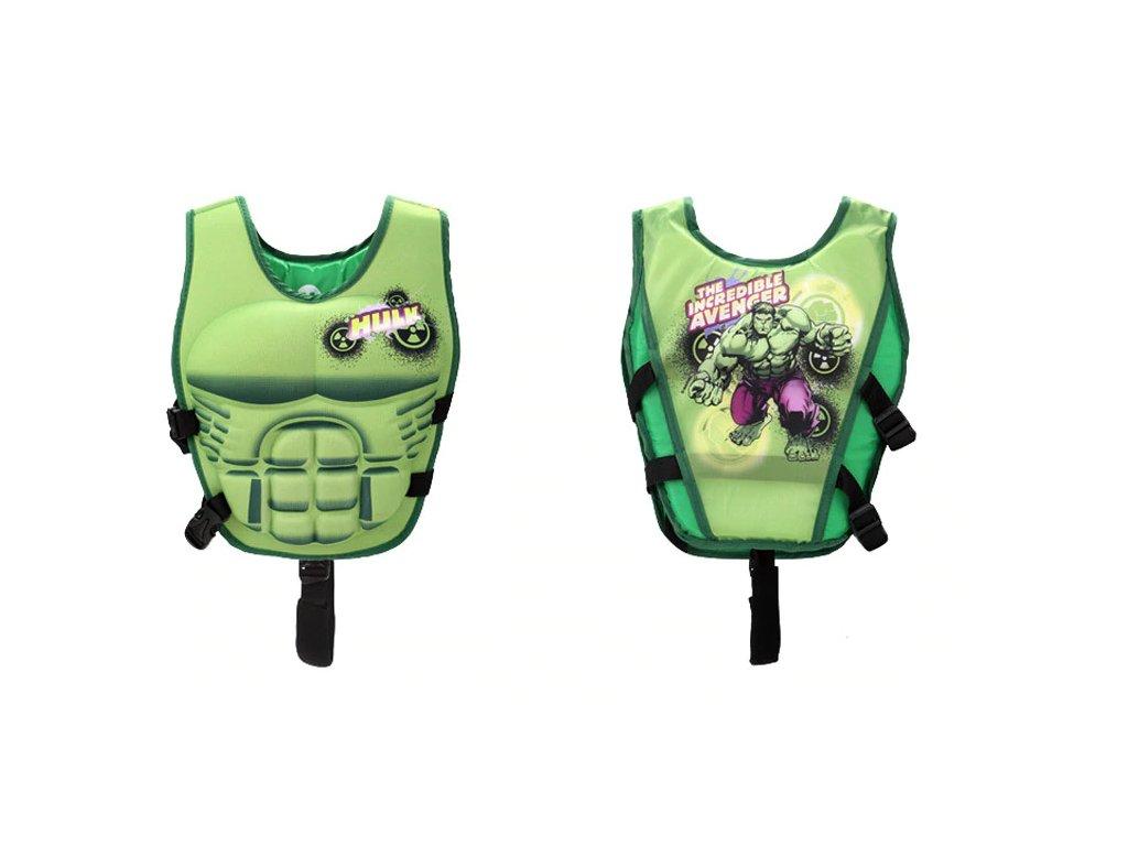 Dětská plovací vesta - Hulk
