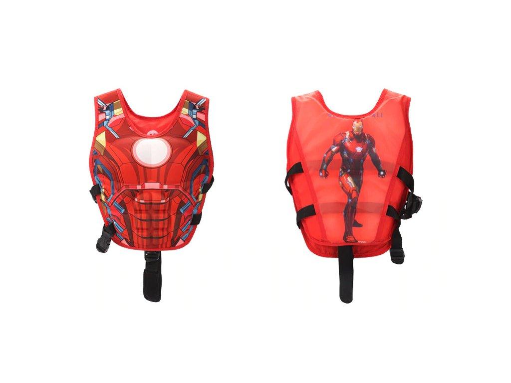Dětská plovací vesta - Iron Man