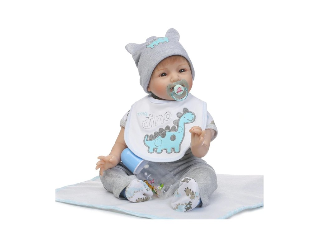 Reborn panenka miminko Toník