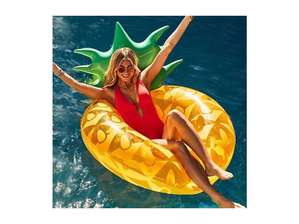 Nafukovací kruh - Ananas
