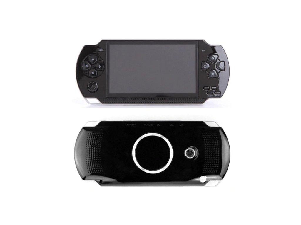Herní konzole ve stylu PSP - 3 barvy