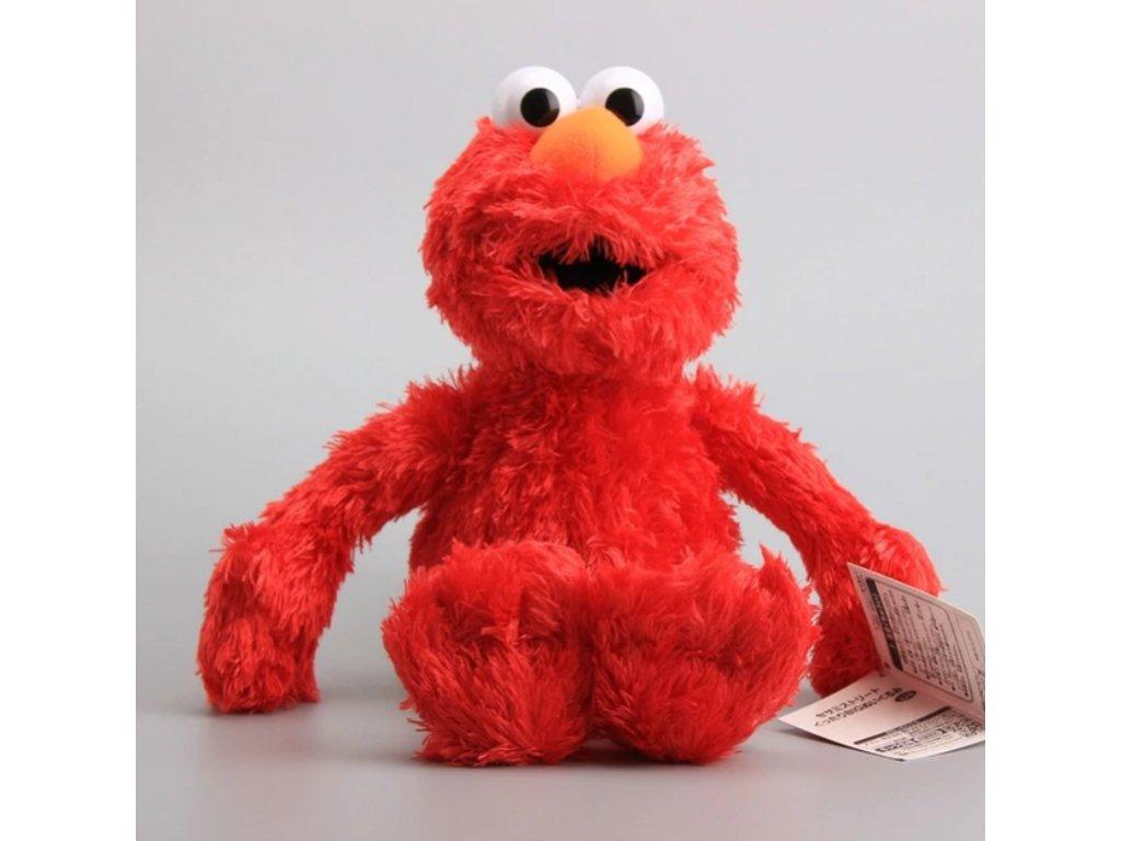 Plyšák - Sezame, otevři se - Elmo