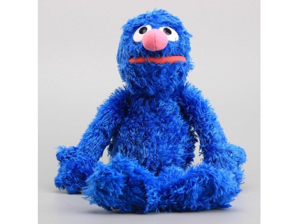 Plyšák - Sezame, otevři se - Grover