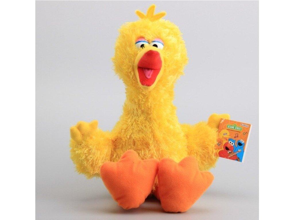 Plyšák - Sezame, otevři se - Big Bird