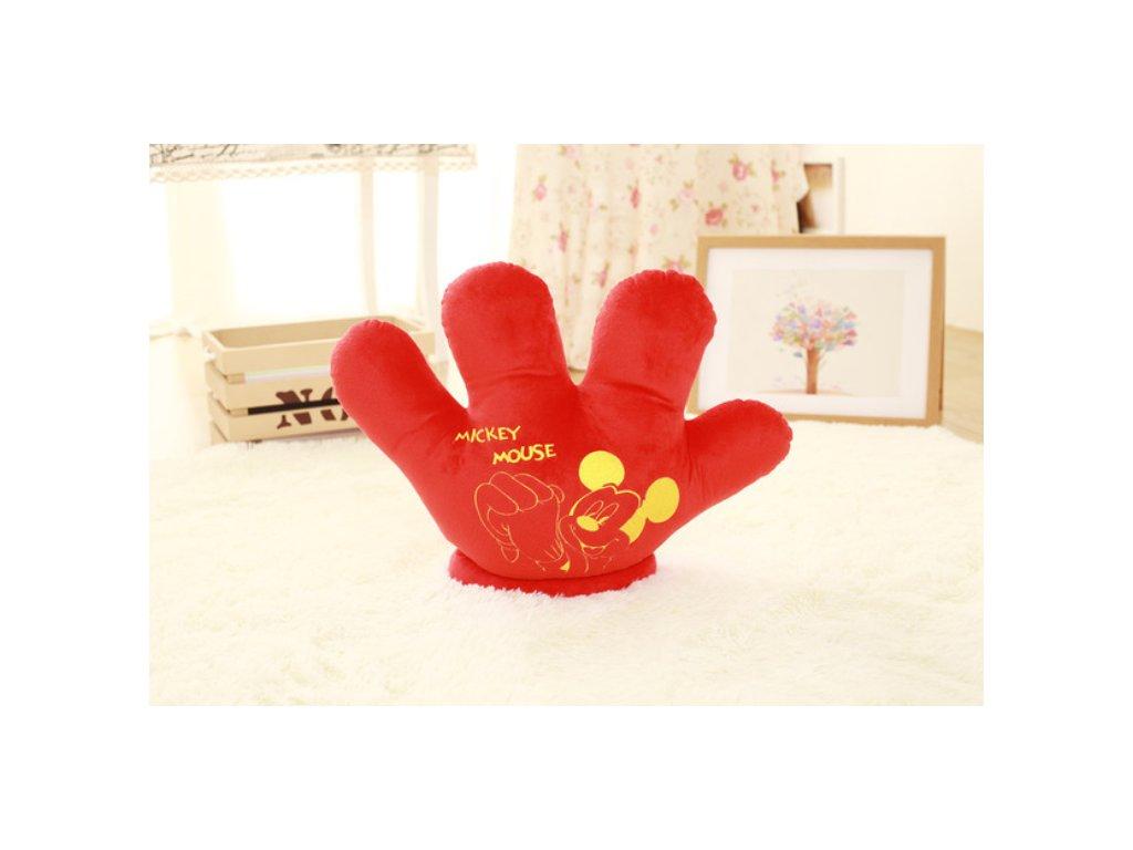 Plyšák - Mickey Mouse - rukavice