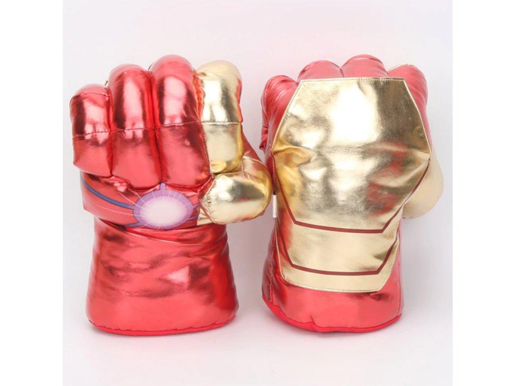 Avengers - Boxerské rukavice - Iron Man