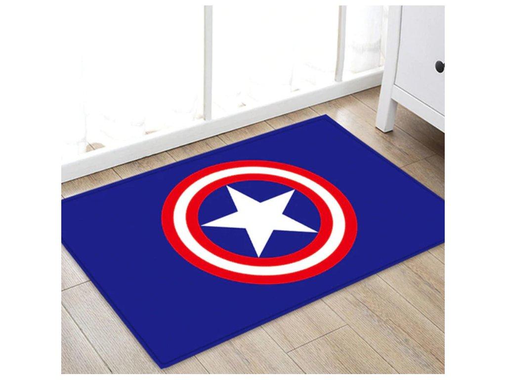 Avengers - Koberec - Captain America