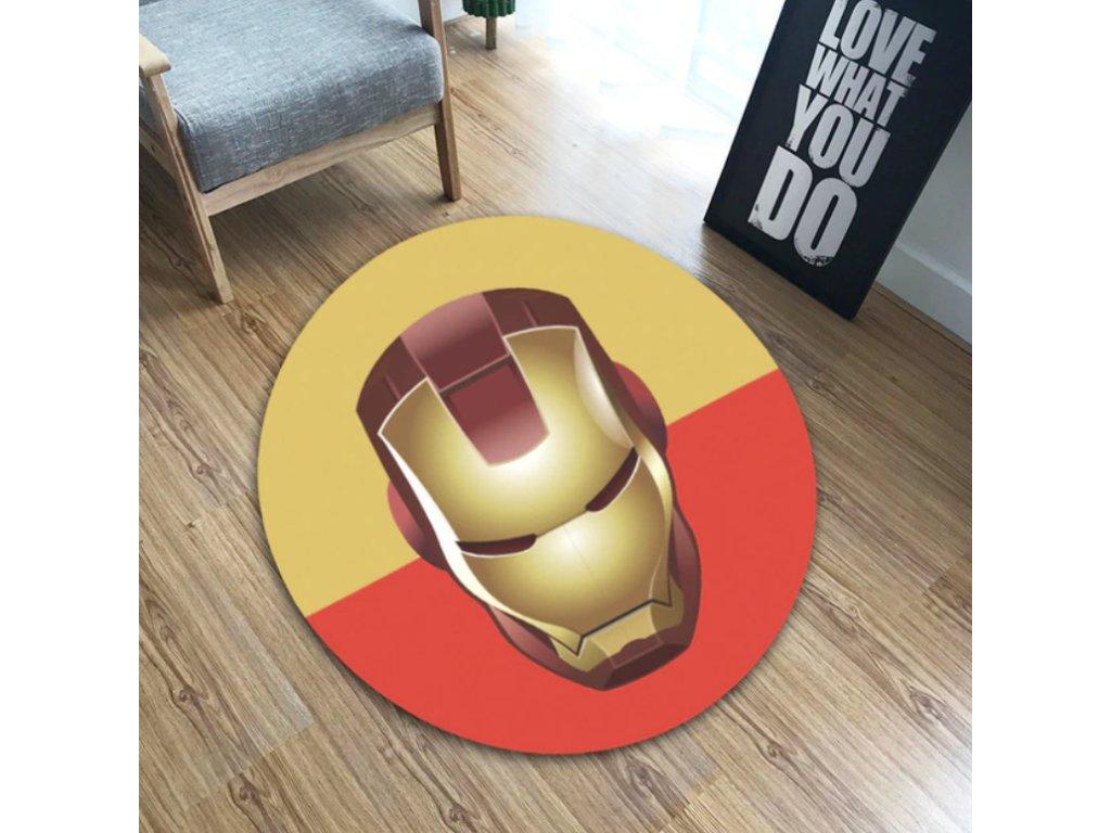 Avengers - Koberec - Iron Man