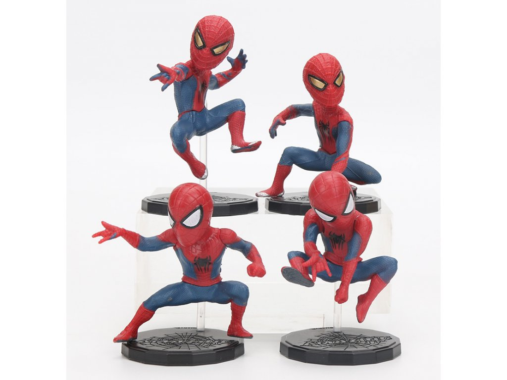 Figurky Spider-Man 4ks