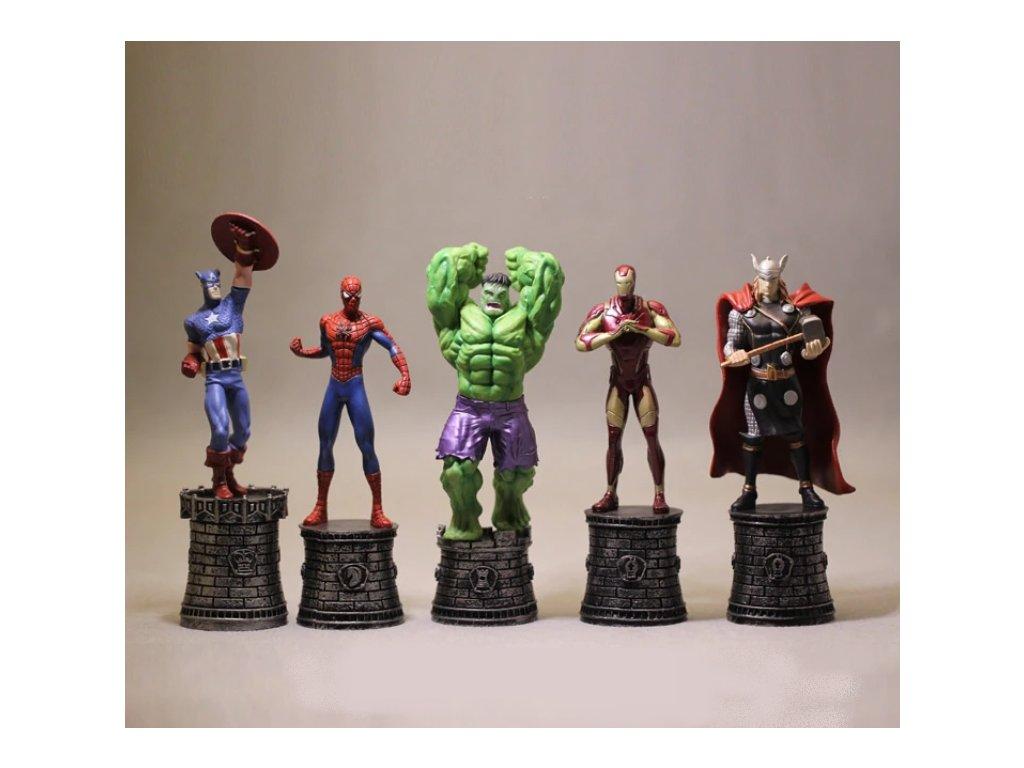 Set figurek Avengers 5ks