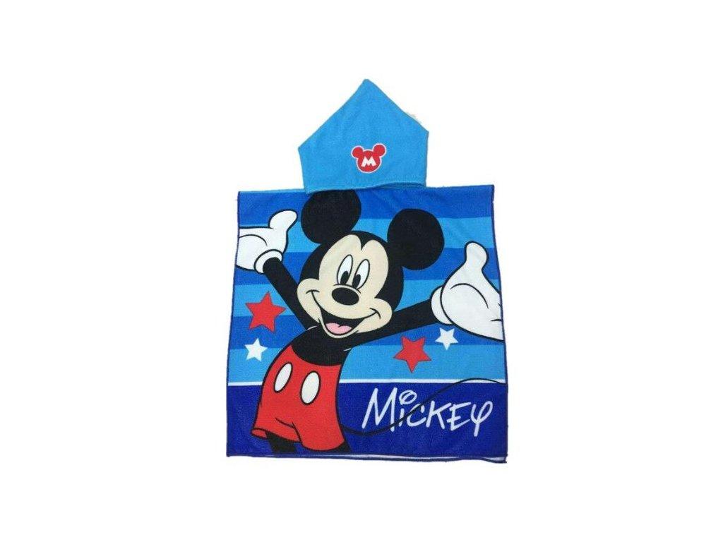 Ručník s kapucí - Mickey Mouse