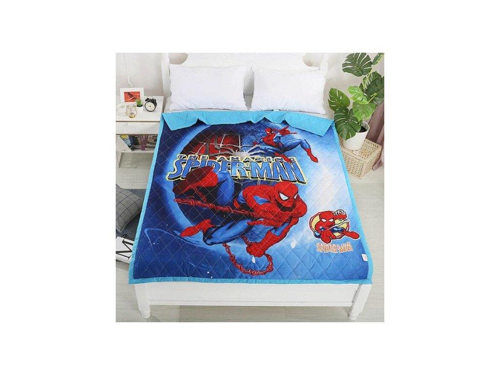 Dětská deka - Marvel - Spider-Man - 2 varianty