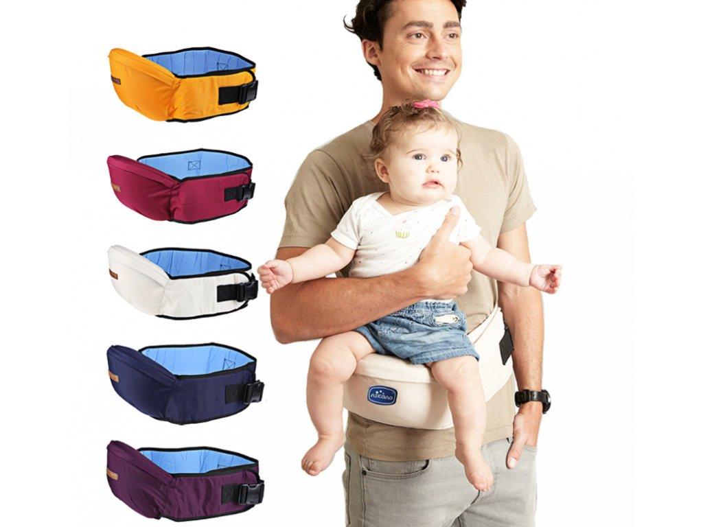 Dětský nosič - Ledvinka - 7 barev